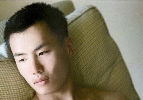 male-asian-american-model