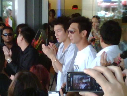 EDISON CHEN Malaysia 2