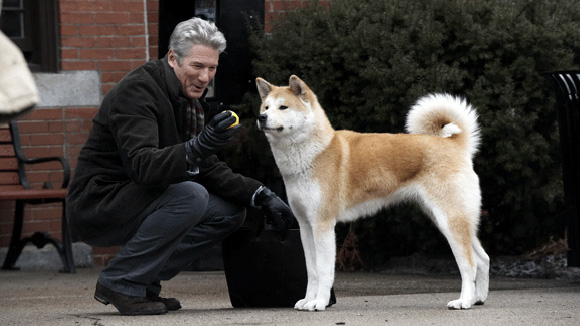 HACHIKO: A DOG�... Hachiko Movie
