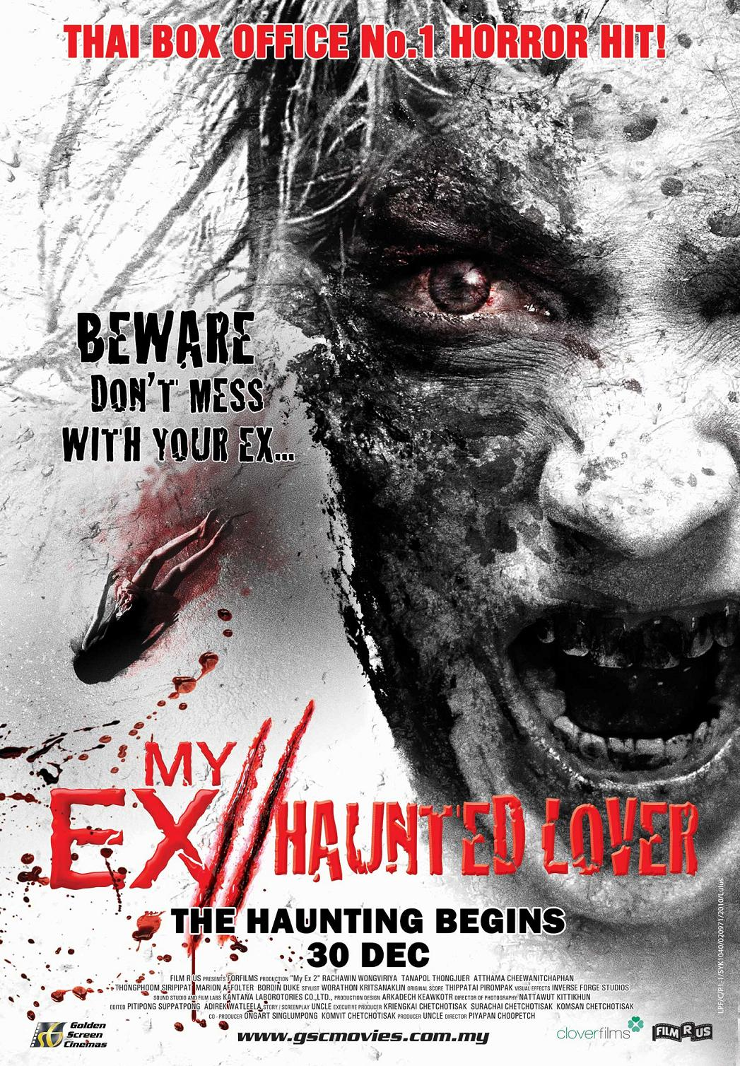 review horror movie my ex haunted lover from thailand by badin duke marion affolter and pete thong-jeur