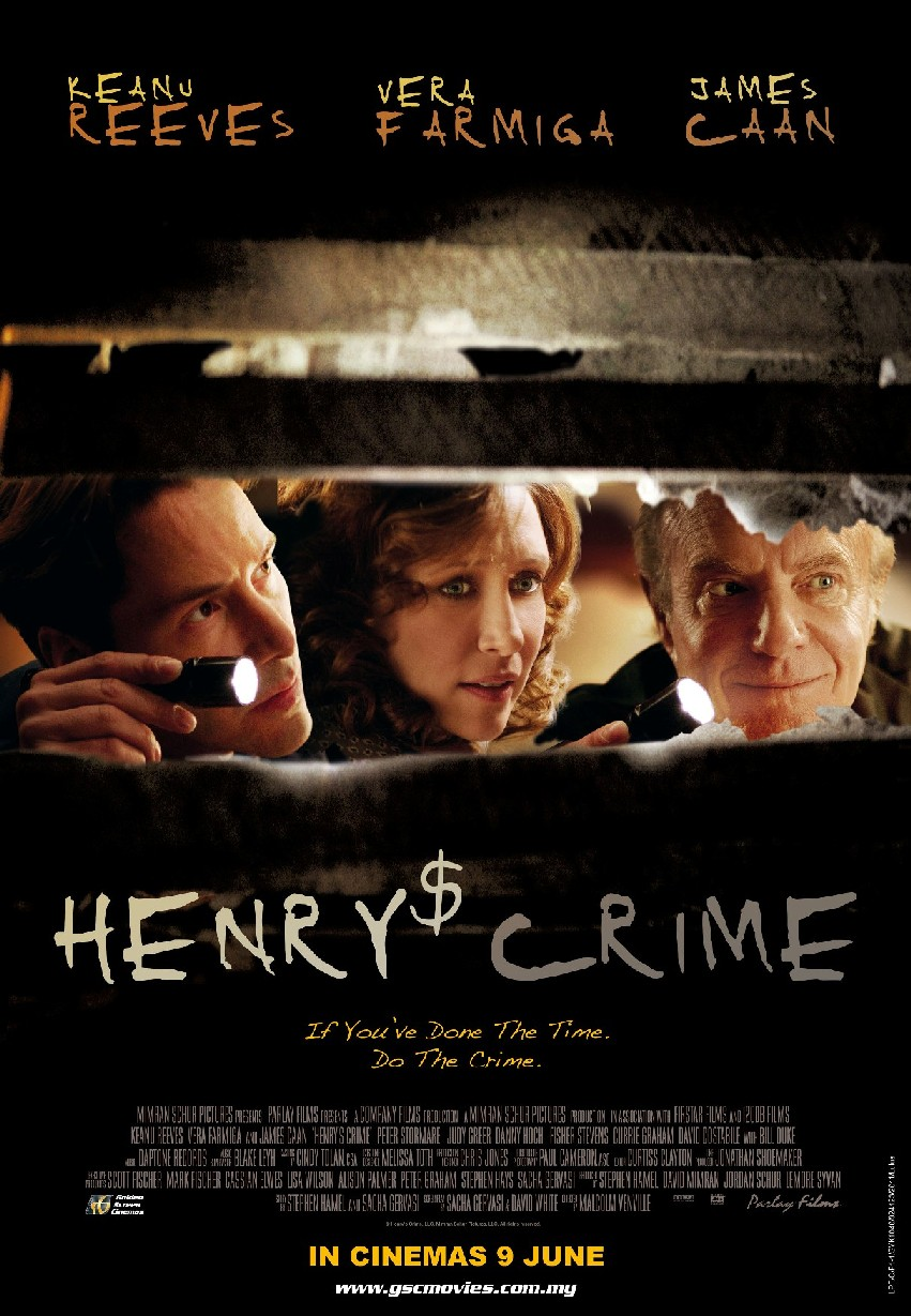 HENRY   S CRIME ...O Henry's Life