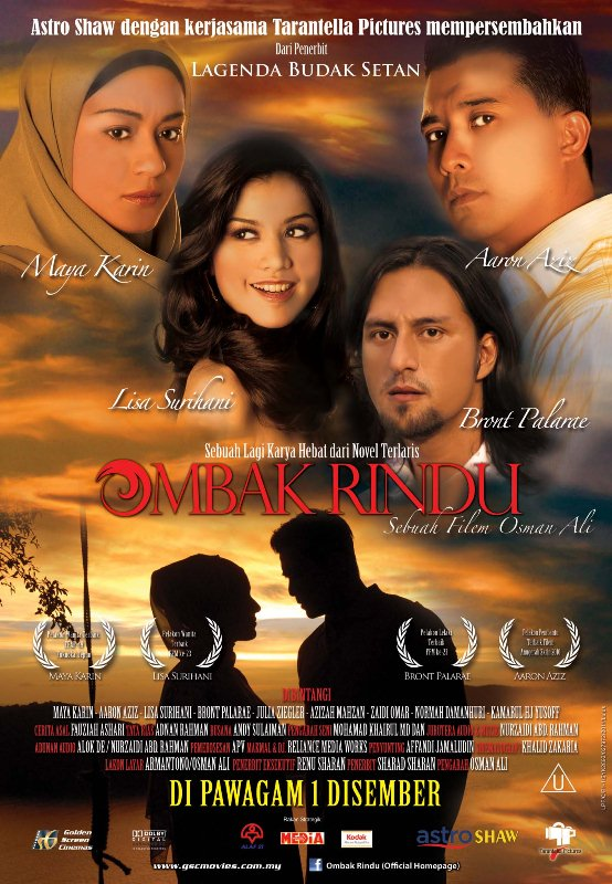 """""""OMBAK RINDU"""" Malaysian Movie Review. Uncover this MOVIE"""