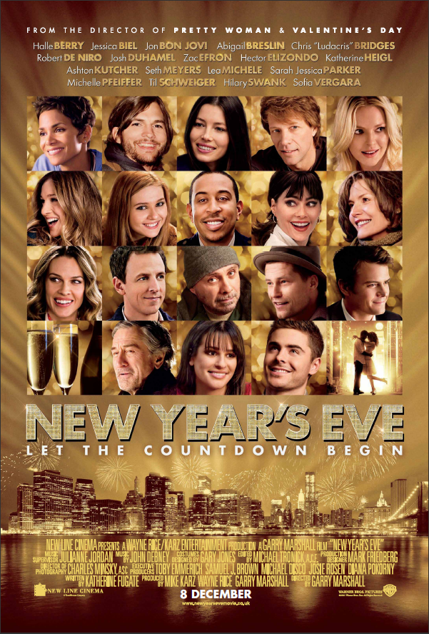 "NEW YEAR'S EVE"" Movie Review. Should AULD ACQUAINTANCE be ..."