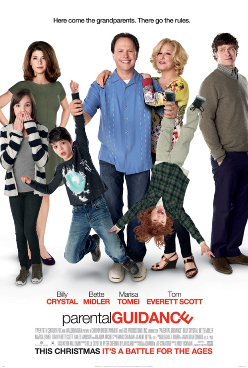 PARENTAL GUIDANCE VERTICAL POSTER