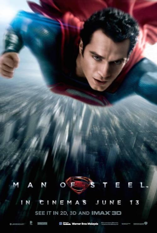 SUPERMAN ONLINE POSTER 2