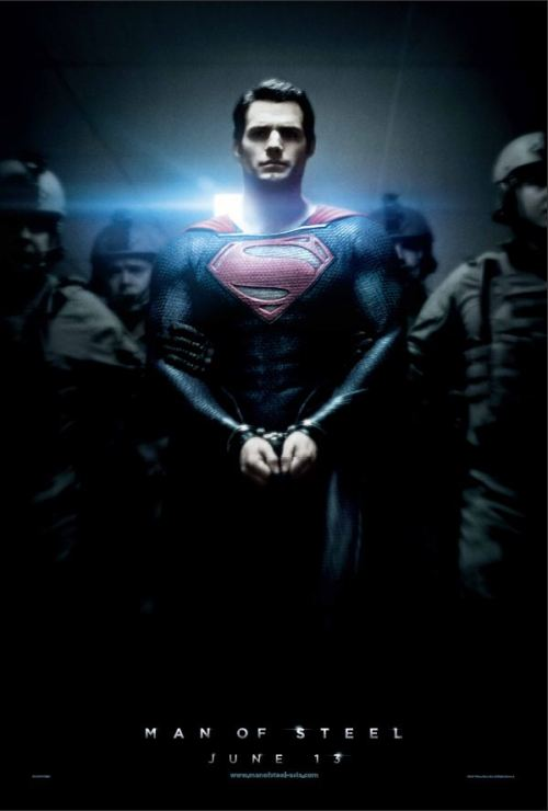 SUPERMAN Online Poster
