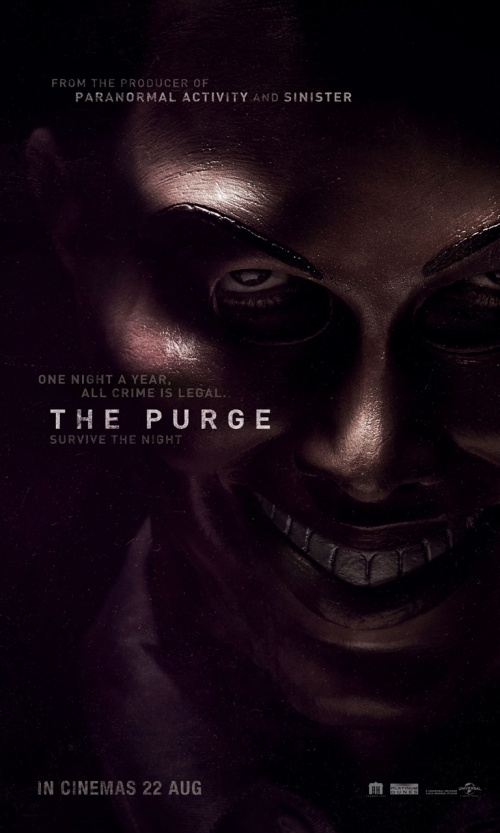PURGE ONLINE POSTER