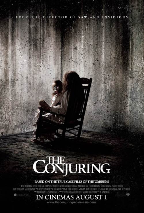 THE CONJURING ONLINE POSTER
