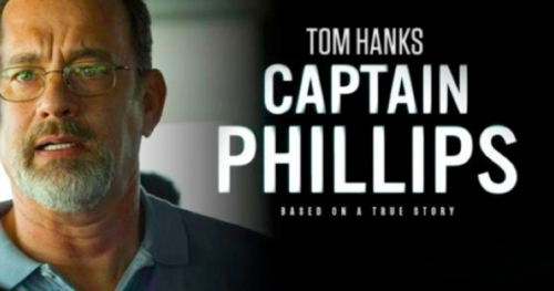 CAPTAIN PHILLIPS HORIZONTAL BANNER