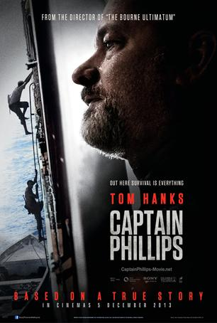 CAPTAIN PHILLIPS ONLINE POSTER