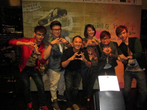 CHAI YEE WEI AND HIS MERRY TEAM