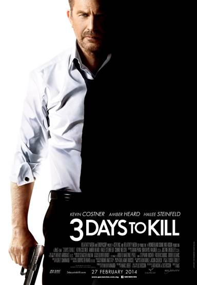 DAYS to KILL Poster