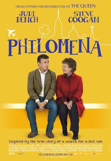 PHILOMENA Online Poster