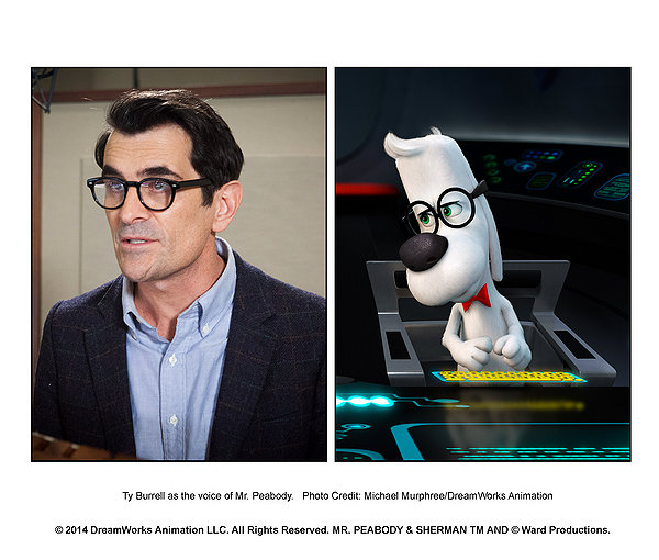Really Kool: MOVIE REVIEW: MR. PEABODY AND SHERMAN