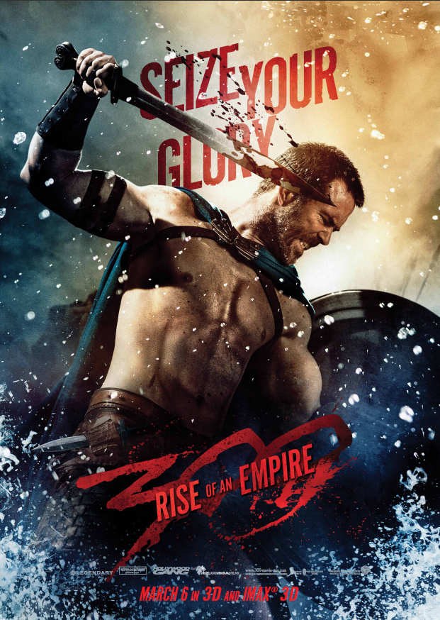 RISE OF AN EMPIRE POSTER
