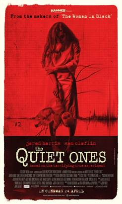 �the quiet ones� movie review just in case your skin