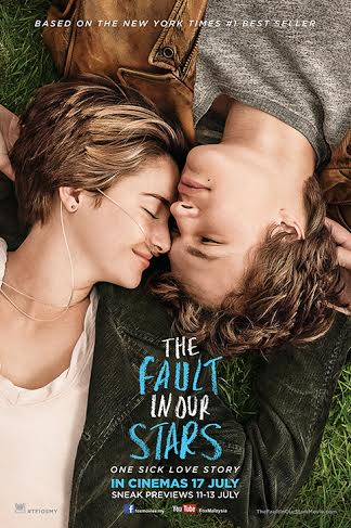 FAULT IN OUR STARES POSTER