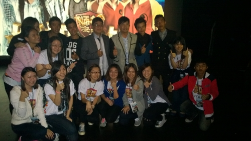 CAst and MM2 crew 2