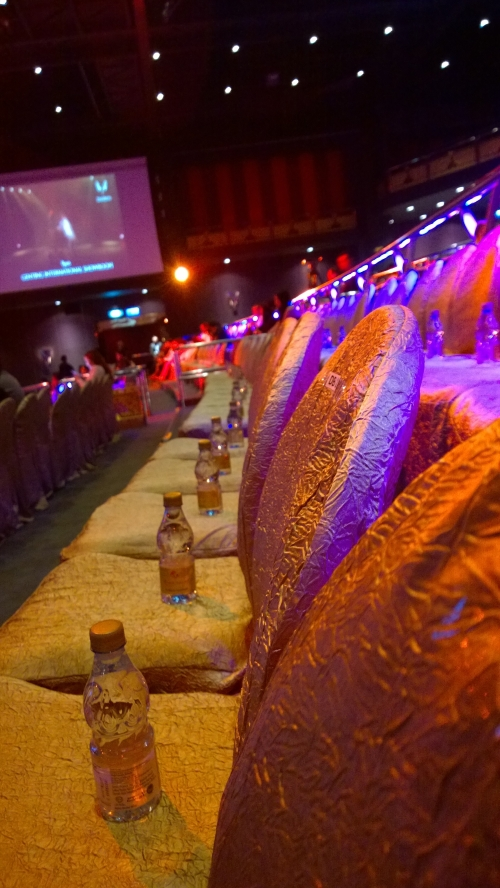 Gala seats