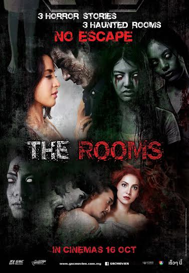 ROOMS ONLINE POSTER