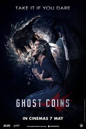 GHOST COINS POSTER