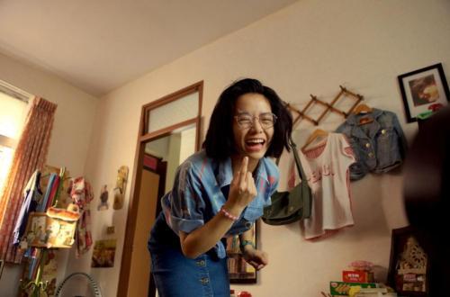 陳玉珊導演說宋芸樺這段經歷一定是非常多少女都曾擁有的共同經驗